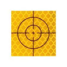 meetstikker geel / wit