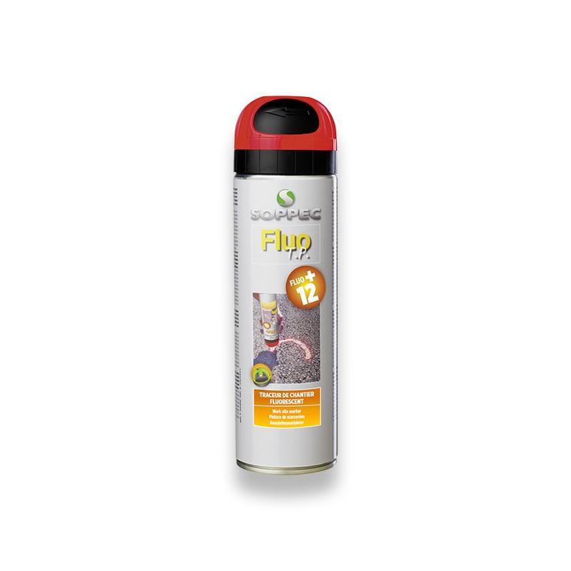 Soppec Fluoriserende markeringsspray, div. kleuren
