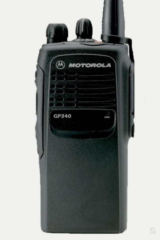 Motorola GP340/360
