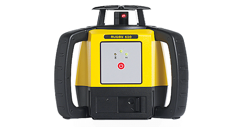 Leica Rugby 610 roterende laser