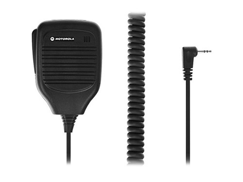 Motorola Handmicrofoon