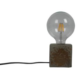 House Vitamin lamp Block Golden Sparkle