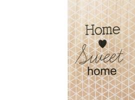 Posterboek Home