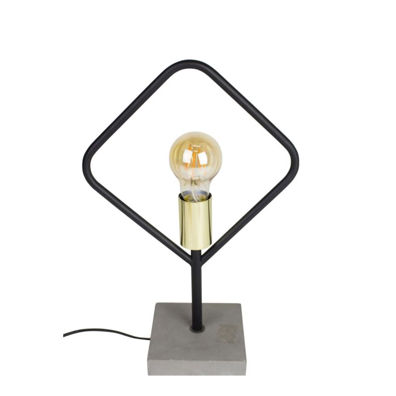 House Vitamin tafellamp Geo vierkant