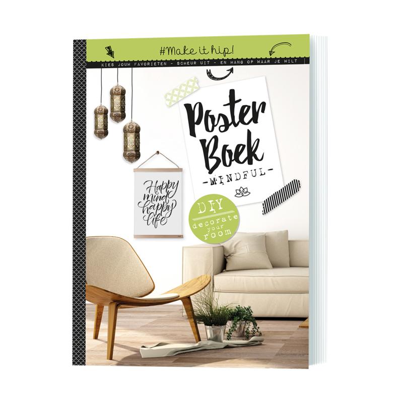 Posterboek Mindfull