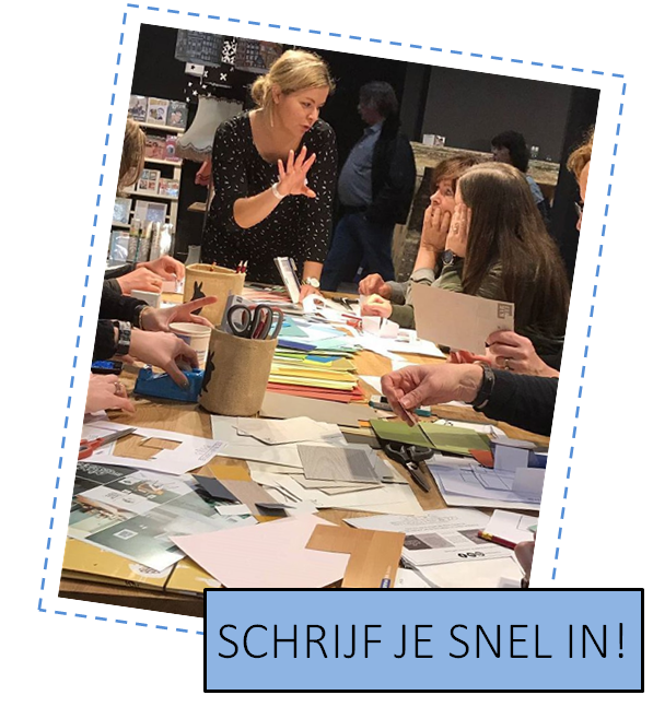 studio hip&zo! workshop moodboard maken interieuradvies
