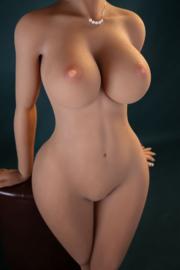 (160 cm) Snow white