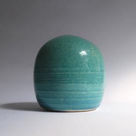 Mini urn zeegroen