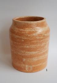 Vazen aardewerk v.a.
