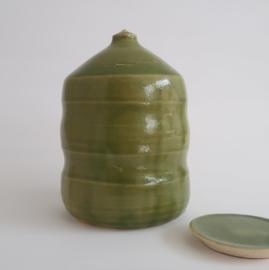 Urn | Jade groen