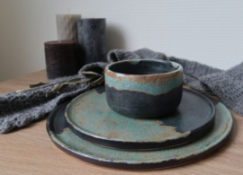 Dinerbord - industrial vibes collectie