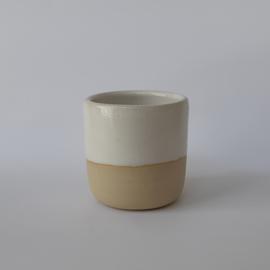 Beker - Industrial Vibes Design - hagelwit
