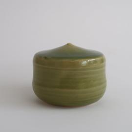 Mini urn | Jade groen