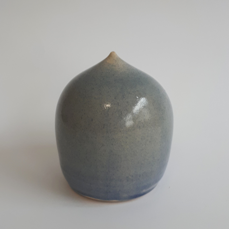 Mini urn blauw