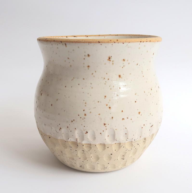 Vaas steengoed - vaatwasserbestendig