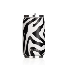 Can'it 280ml Zebra
