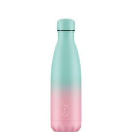 Chilly's Bottle Gradient Pastel 500ml