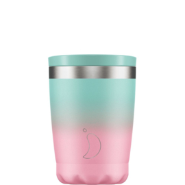 Chilly's Coffee Cup Gradient Pastel 340ml