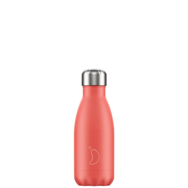 Chilly's Bottle Pastel Coral 260ml