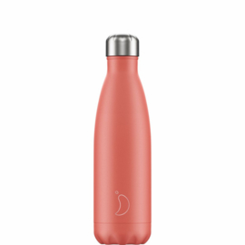Chilly's Bottle Pastel Coral 500ml