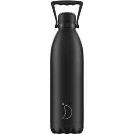 Chilly's Bottle All Black 1.8 liter