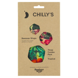 Chilly's Beeswax Wraps