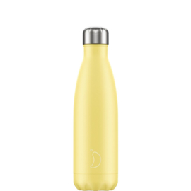 Chilly's Bottle Pastel Yellow 500ml