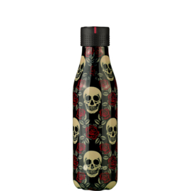 les Artistes Bottle' UP Rose & Skull
