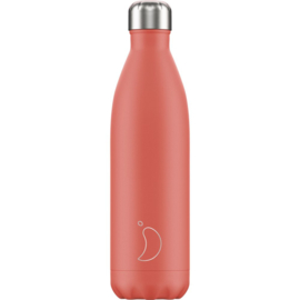 Chilly's Bottle Pastel Coral 750ml