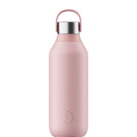 Chilly's S2 Bottle 500ml Blush