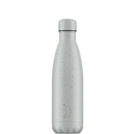 Chilly's Bottle Speckled Grey 500ml