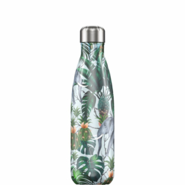 Chilly's Bottle Tropical Elephant 500ml