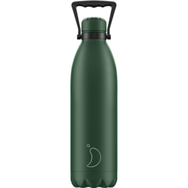 Chilly's Bottle Matte Green 1.8 liter