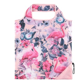 Chilly's Reusable Bag Tropical Flamingo