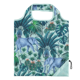 Chilly's Reusable Bag Tropical Elephant
