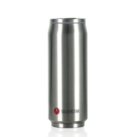 Can'it 500ml Silverstar Shiny