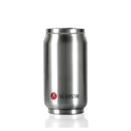 Can'it 280ml Silverstar Shiny