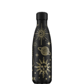 Chilly's Bottle Mystic Black 500ml