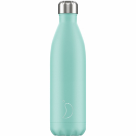 Chilly's Bottle Pastel Green 750ml