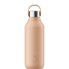 Chilly's S2 Bottle 500ml Peach