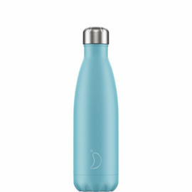 Chilly's Bottle Pastel Blue 500ml