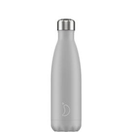 Chilly's Bottle Light Grey 500ml