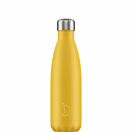 Chilly's Bottle Burnt Yellow 500ml