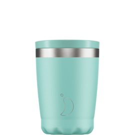 Chilly's Coffee Cup Pastel Green 340ml