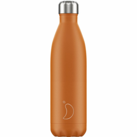 Chilly's Bottle Burnt Orange 750ml