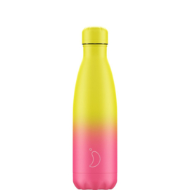 Chilly's Bottle Gradient Neon 500ml