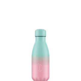 Chilly's Bottle Gradient Pastel 260ml