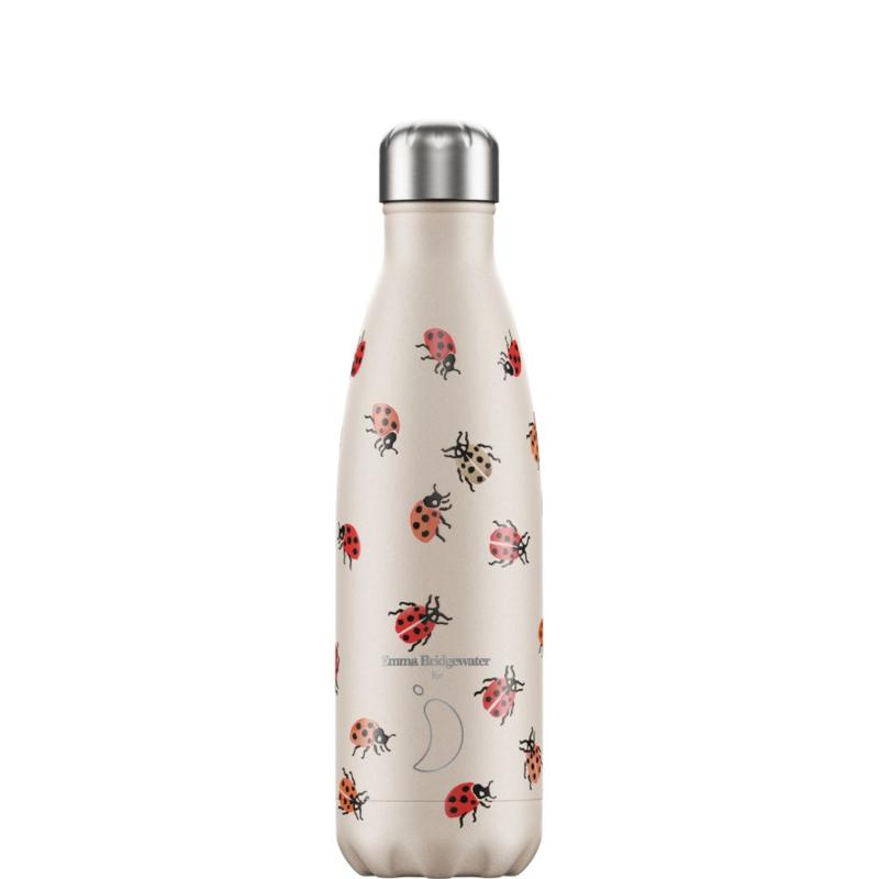 Chilly's Bottle Emma Bridgewater Ladybirds 500ml