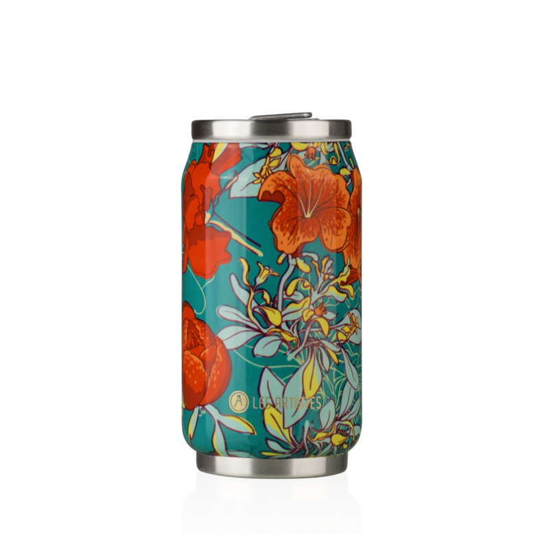 Can'it 280ml Peonies