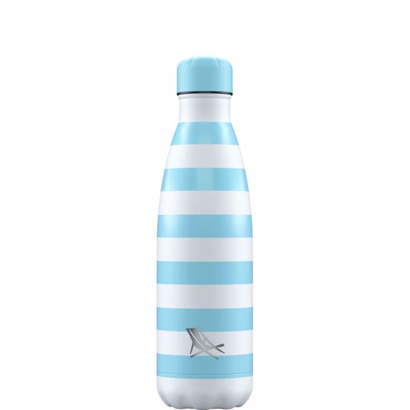 Chilly's Bottle Dock & Bay Tulum Blue 500ml